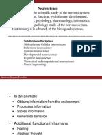 Neuroscience Ch. 1 PowerPoint