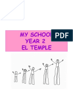 My School Year 2 El Temple