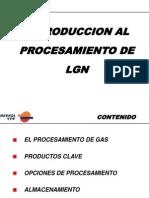 procesamiento gas