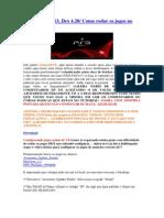 Desbloqueio PS3