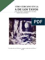 Informe Cueva de Los Tayos