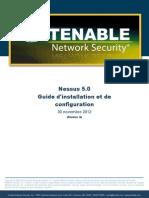 Nessus 5.0 Installation Guide FR