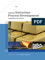ALS Metallurgy - Gold Extraction Process
