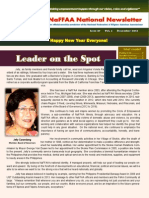 NaFFAA National December 2014