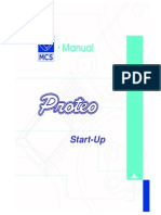 CNCProteo Manual de StartUp