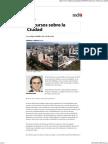 2014 12 26 Discursos Sobre La Ciudad