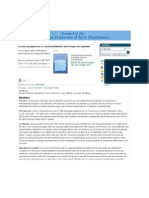 Consumer Perspectives on Nurse Practicioners and Independent Practice. Journal of the American Academy of Nurse Practicioners