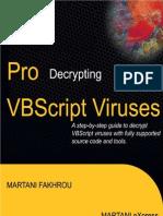 Pro Decrypting VBScript Viruses