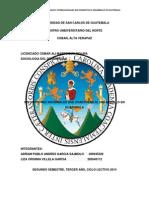 Instituciones Nacionales Que Coadyuvan Al Desarrollo en Guatemala