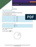 Summary Facts 1 ibphysics pearson