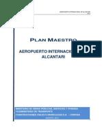 Plan Maestro Alcantari