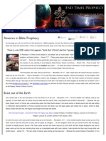 America in Bible Prophecy - Revelation