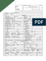 Sp I Tank T-1007 Data Sheets_1