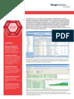 Netage Solutions FundDynamo Enterprise Brochure
