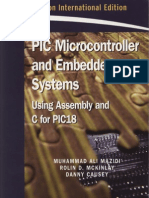 PIC Microcontroller by Mazidi