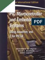 PIC Microcontroller by Mazidi