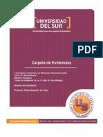 Carpeta de Evidencias ABP-Sistemas