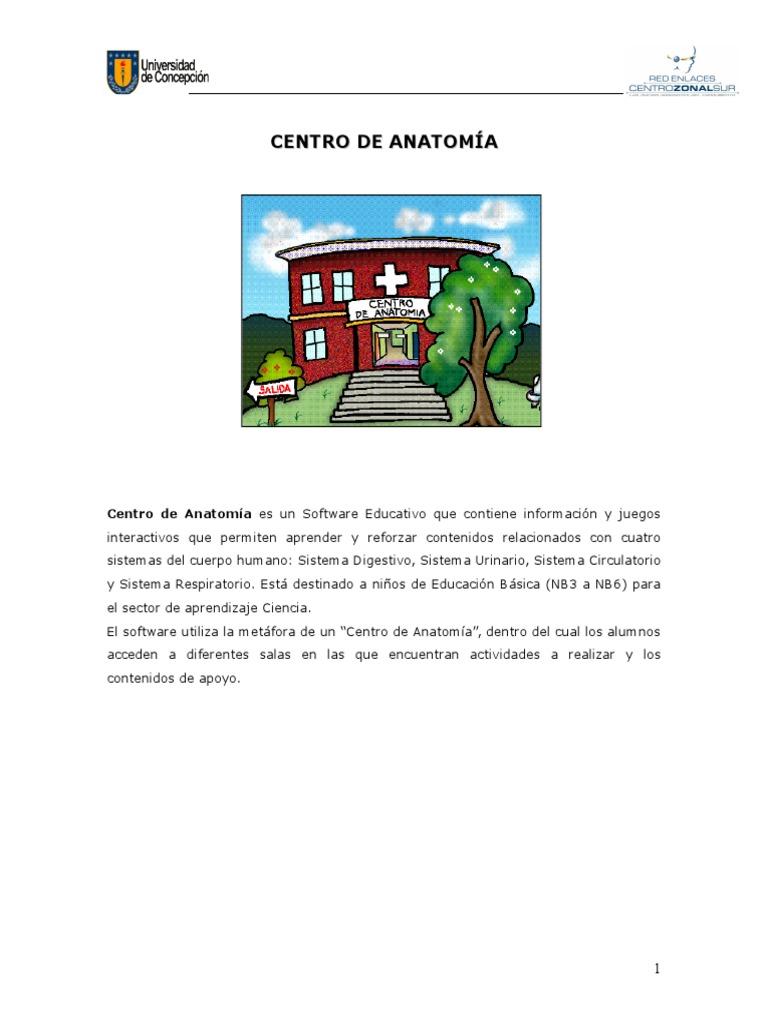 Centro Anatomia