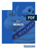 2012 Annual ResultsMichelin Guide