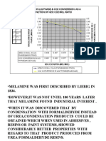 Urea Yield in Liq Phase & Co2