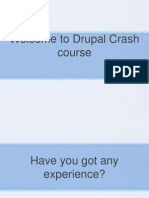 SynapeIndia Drupal- Presentation on Drupal