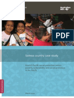 Samoa Case Study