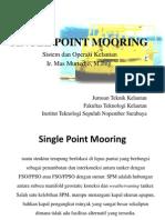 Single Point Mooring