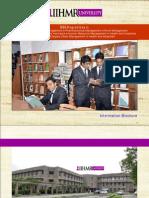 Information Brochure 2015 2017