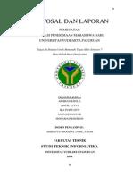 Proposal Tugas Akhir Jurusan Teknik Informatika- Pak Iskandar