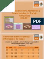 Tamaulipas 2002 2011
