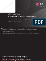 Ghid Programare LG 32LN5400