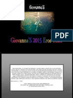 Giovanna'S 2015 Eros Time