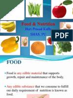 foodandnutritionseminar-140210104953-phpapp01