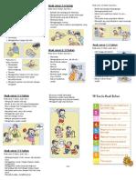 Pamflet 4 Tumbuh Kembang Anak