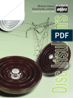 Disc Insulator Catalog - BHEL