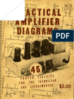 1947 - Practical Amplifier Diagrams - Proven Circuits for the Technician and the Experimenter! (Robin & Lipman)
