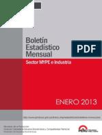 Mype Industrias-Enero 2013 completo