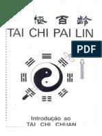 Apostila - Tai Chi Pai Lin (ed. Fabio Guedes)