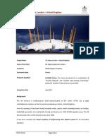 Case Study-O2 Arena