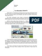 Aerodinamika Mobil F1
