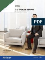 Full Time Mba Job Report