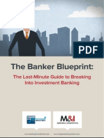 Banker Blueprint