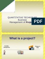 Quantitative Lecture Pwu