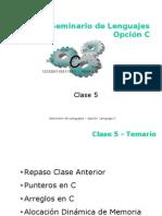 Programacion en Lenguaje C - Punteros