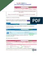 tutorial blog hotmail