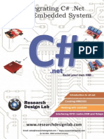 Integrating C# With Embedded System