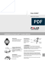 Polar CS300 User Manual Espanol