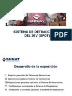 Sistema de Detracciones 2014