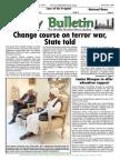 Friday Bulletin 609