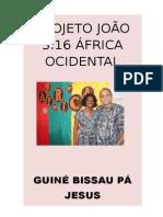 Projeto Guine Bissau